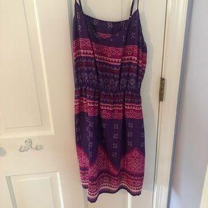 """Dresses - """"Silk"""" mini dress"""